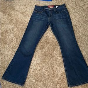 Lucky Size 8 Bootcut Jeans